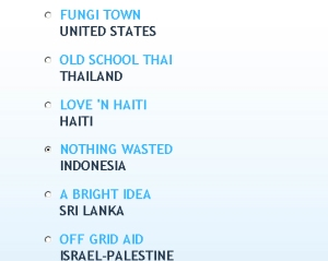 Pilih negara indonesia